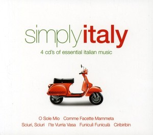 SIMPLY ITALY / VARIOUS (UK)