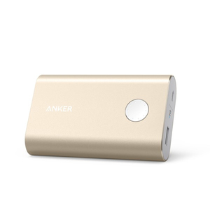Anker Powercore+ Gold 10050mAh with QC3.0 Power Bank