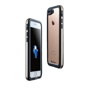 Richbox Waterproof Case Gold For iPhone 7 Plus