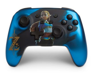 BDA 1513096-01 Gaming Controller Gamepad Nintendo Switch Bluetooth Blue