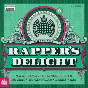 MINISTRY OF SOUND: RAPPERS DELIGHT / VARIOUS (UK)
