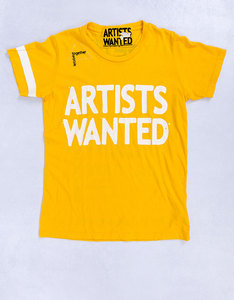 Artists Wanted Invitesimple Found Gold T-Shirt