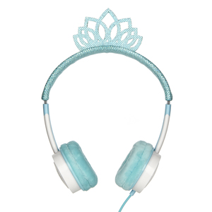 iFrogz Little Rockers Costume Ice Princess Tiara Headphones