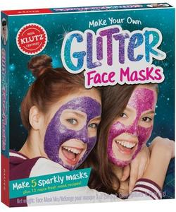 Make Your Own Glitter Face Mask