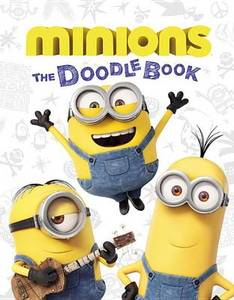 Minions The Doodle Book