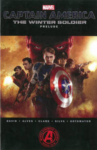 Marvel'S Captain America The Winter Soldier Prelude Tpb