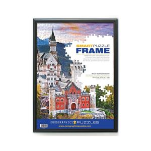 Eurographics Smart Puzzle Black Frame