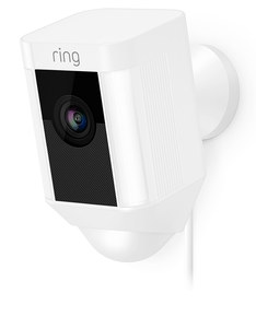 Ring Hardwired Cam White