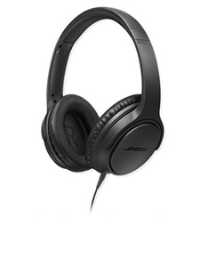 Bose Soundtrue Charcoal Black Around-Ear Headphones Android Devices