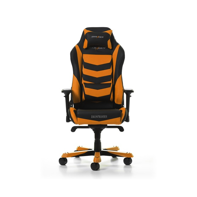 Dxracer Iron Series Blackorange Gaming Chair Gaming Chairs