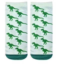 Living Royal Dinosaur Ankle Socks