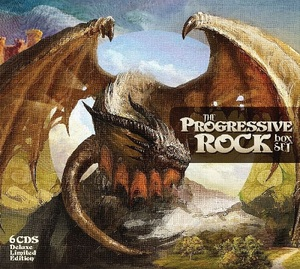 Progressive Rock Box / Various (Box) (Arg)
