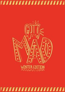 Mini Album Repackage Mad Winter Edition Happy Ver.