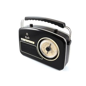 GPO Rydell Radio Black