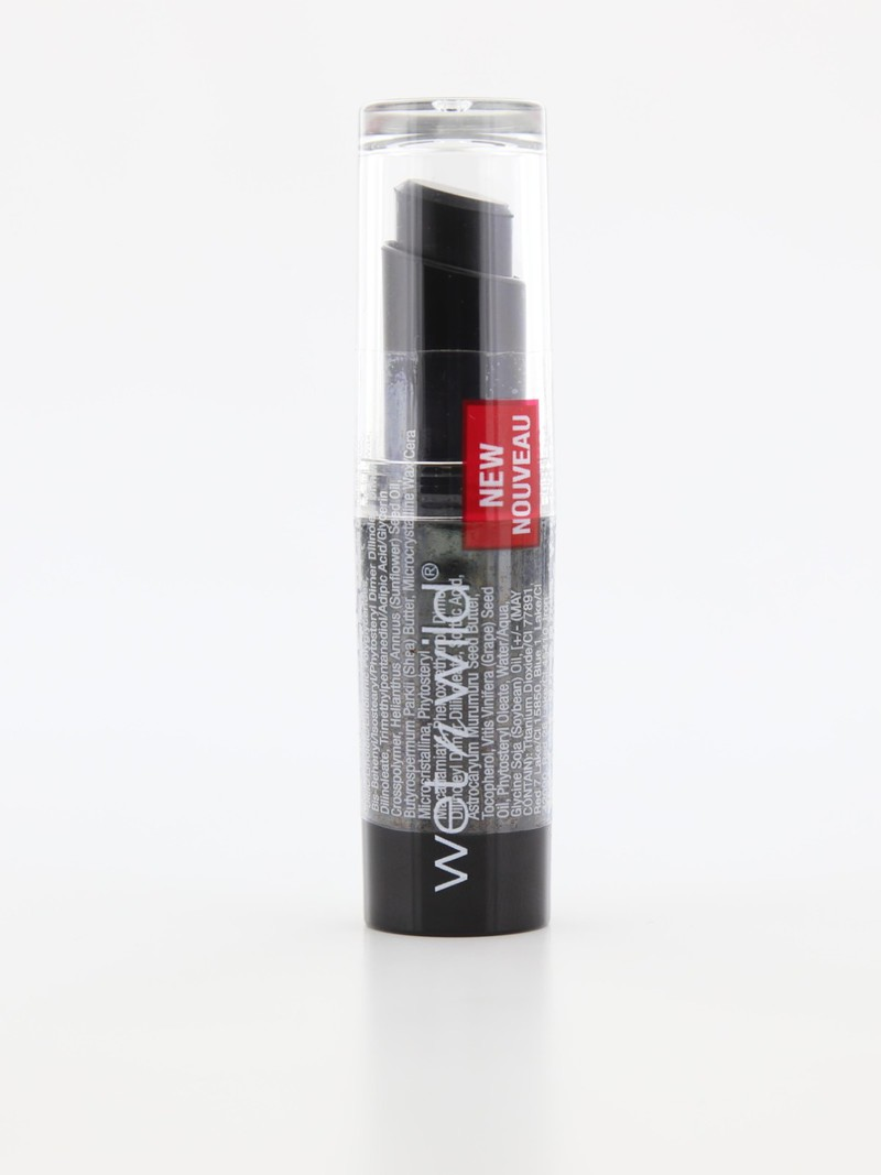 Wet N Wild MegaLast Lip Color Black Out