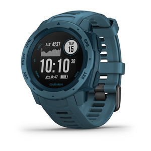 Garmin Instinct Lakeside Blue GPS Smart Watch