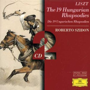 Liszt:The 19 Hungarian Rhapsodies