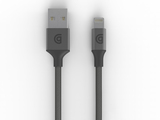 Griffin Premium Grey Lightning Cable 5Ft