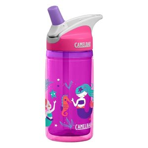 Camelbak Eddy Kids Insulated 400ml Pink Mermaids Bottle