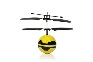 Wow Stuff Radar Copter Yellow/Black