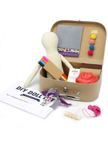 Dumye Bold Blossom DIY Doll Kit