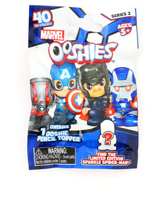 Ooshies Marvel: Series 2 Pencil Toppers [Mystery Pack]