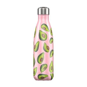 Chilly's Bottle Icons/Avocado 500ml Water Bottle