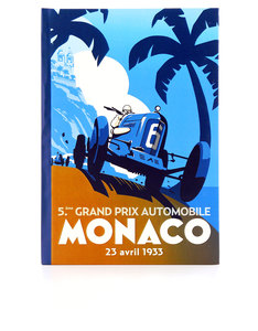Speedking Monaco 33 A5 Notebook