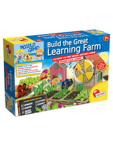 I'm Genius: Build The Great Learning Farm