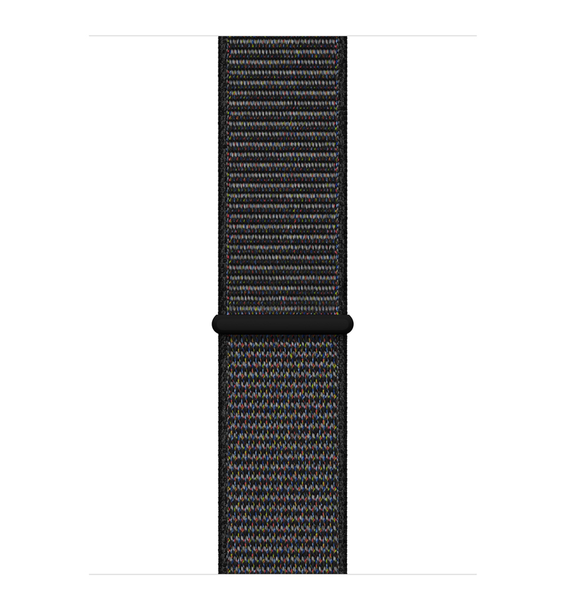 competitive price 4d26c 87221 Apple Watch Series 4 GPS +Cellular 44mm Space Grey Aluminium Case with  Black Sport Loop