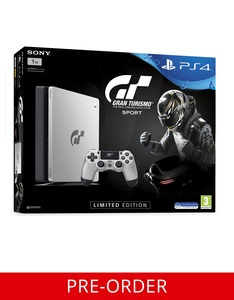 Sony PS4 1TB Slim Gran Turismo Sport Limited Edition [Pre-Order]