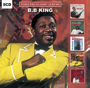 B.B. King Timeless Classic Albums [5 Disc Set]