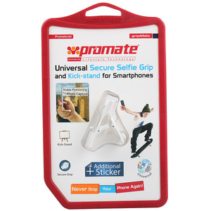 Promate Secure Finger Grip & Stand Smartphones