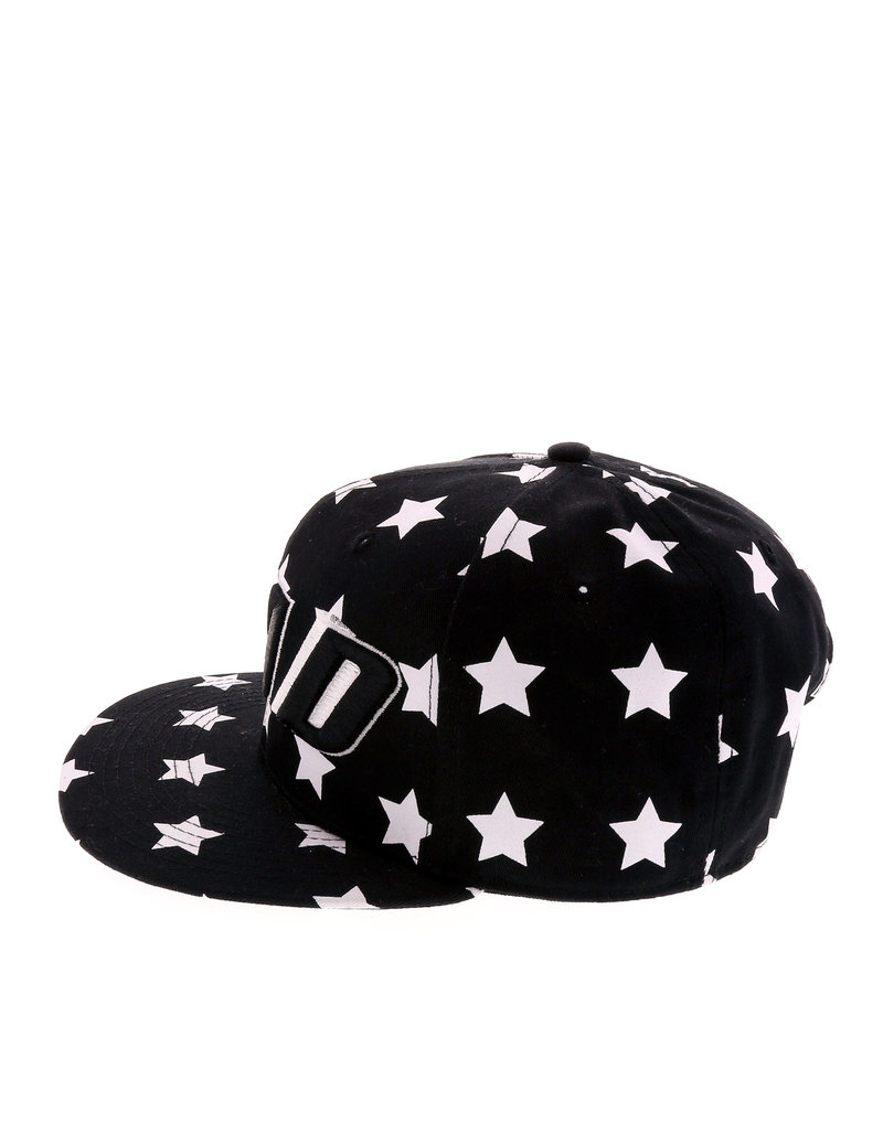 Reason Bad Stars Snapback Cap