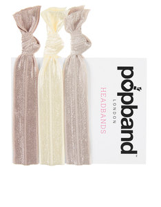 Popband London Blonde Headbands Nude
