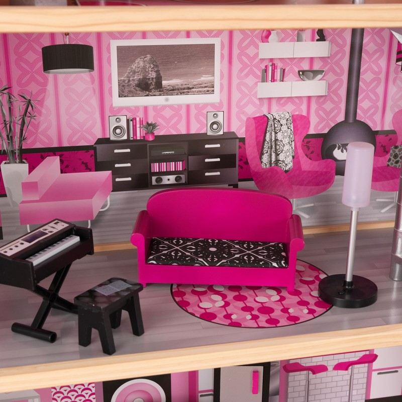 Kidkraft Sparkle Mansion Dollhouse   Dollhouses & Playhouses   Toys ...