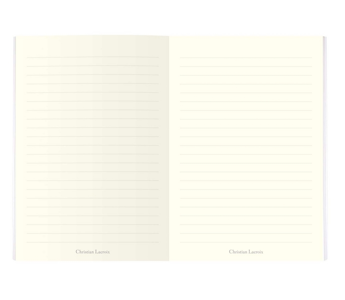 Libretto B5 Paseo Embossed Layflat Notebook Gold