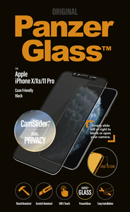 Panzerglass Camslider Privacy CF Black for iPhone 11 Pro