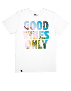 Dedicated Palms White T-Shirt