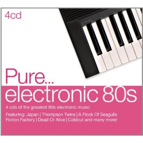 PURE ELECTRONIC 80S / VARIOUS (UK)