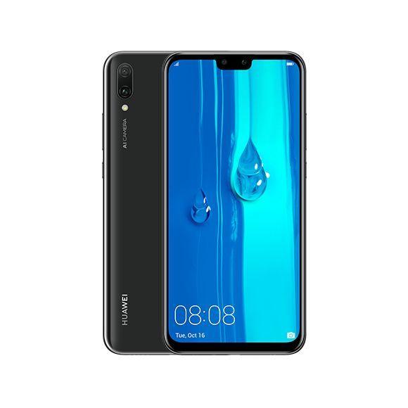 Huawei Y9 2019 Smartphone 64 GB Dual SIM 4G Black