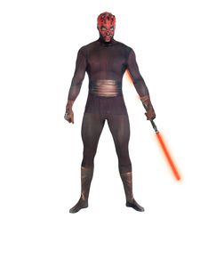 Star Wars Deluxe Darth Maul Morphsuit Unisex