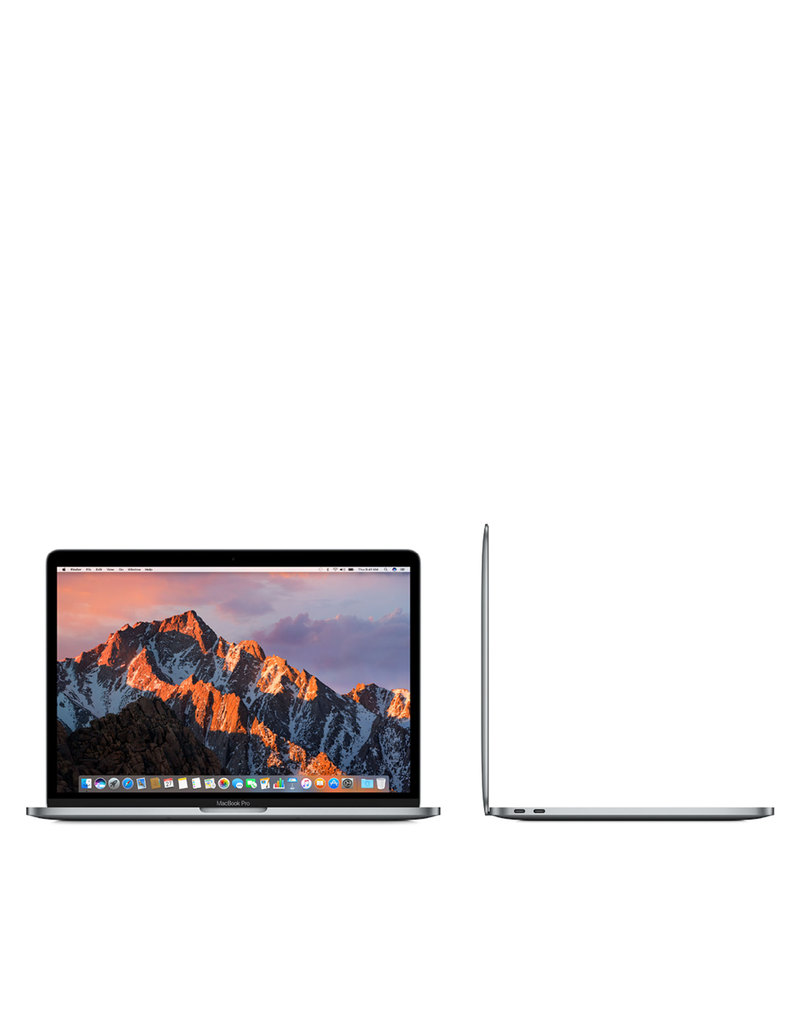 MacBook Pro 13-inch with Touch Bar Space Grey 3 1GHz dual-core i5/256GB