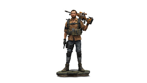 Ubisoft Tom Clancy'S The Division 2 - The Brian Johnson Collectible Figure Adults