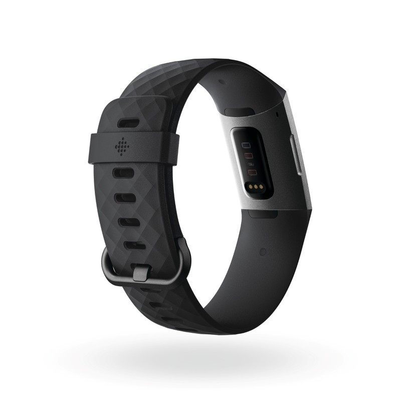 Fitbit Charge 3 Graphite/Black Activity Tracker