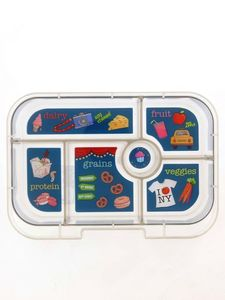 Yumbox Yumbox Tray Only NYC Lunch Kit [6 Compartments]