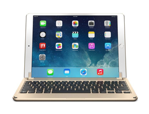 Brydge Series II Gold Wireless Keyboard for iPad 10.5-Inch EngIIsh