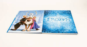 Frozen The Poster Coll