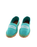 Acqua Iconic Water Green Women'S Espadrillas Size 38