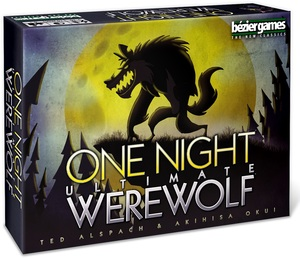 One Night: Ultimate Werewolf Board Game